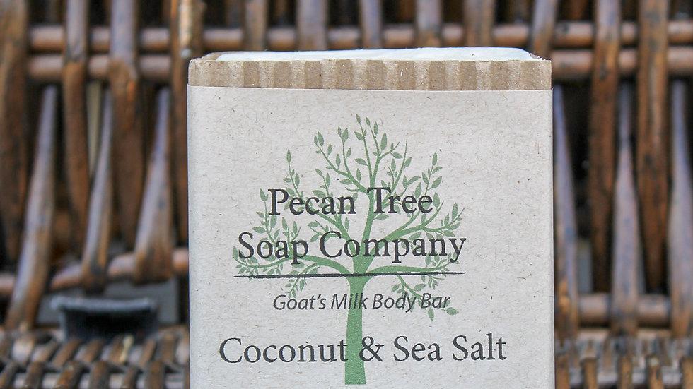 Coconut & Sea Salt