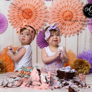 Double the Fun, Cake Smash Fun