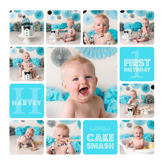 Little Man Cake Smash