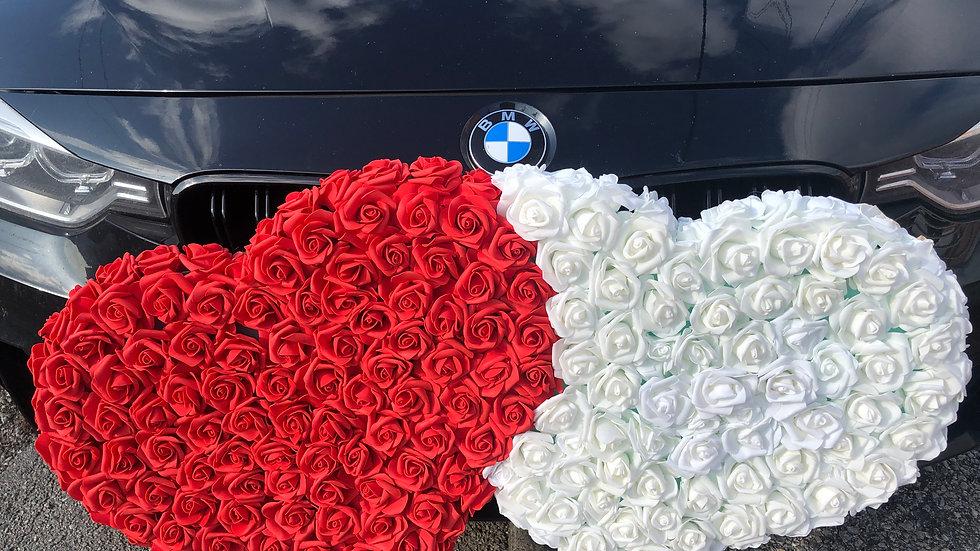 SRDCE NA AUTO DOUBLE HEART