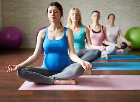 Everything You Need to Know About Prenatal Yoga