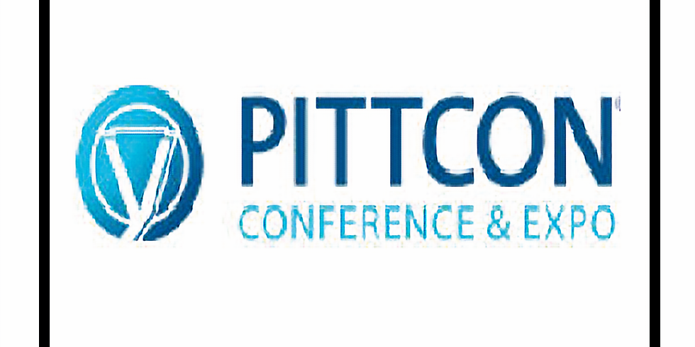 Pittcon: Virtual comprehensive Conference and Exposition for Laboratory Science.