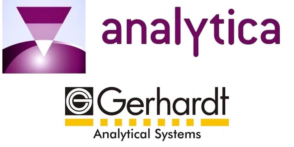 ANALYTICA 2020 - C. Gerhardt GmbH & Co. KG