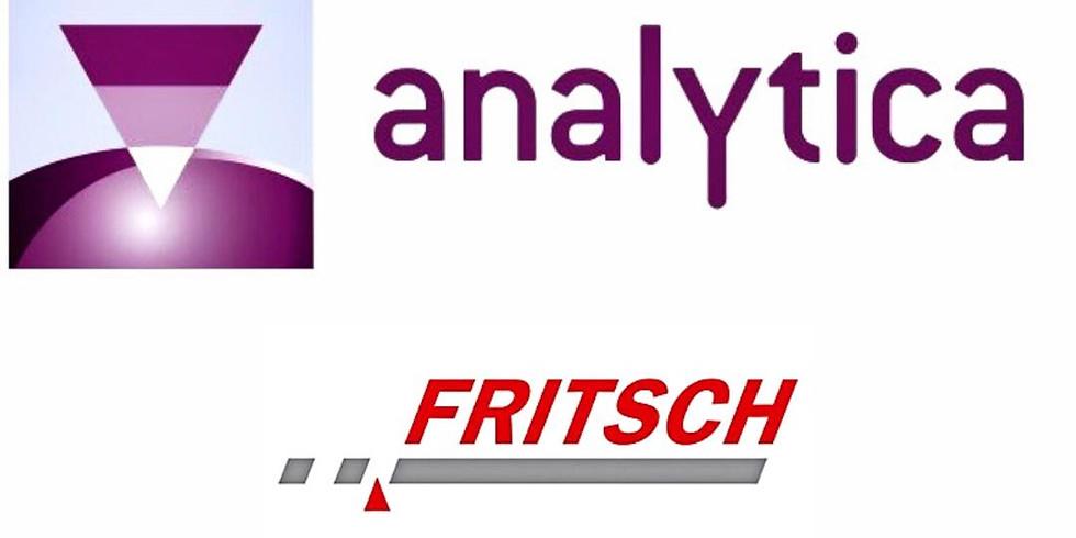 ANALYTICA 2020 - Fritsch GmbH