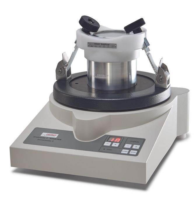 Vibratory Micro Mill PULVERISETTE 0