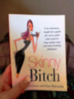 skinny bitch, vegan, diet, book