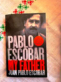 pablo escobar, book