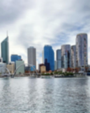 perth, city, cruise, harbour, boat