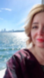 Gabi Anderson Courtney, swan river, perth city
