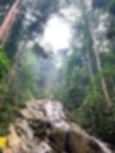 Kanching Waterfall, Kuala Lumpur, Malaysia
