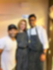 chefs, gabi anderson courtney, mercure, kitchen on cambridge