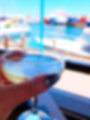 drinks, champagne, wine, yachts