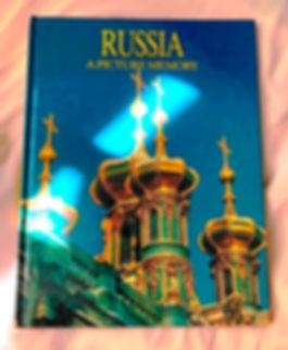 russia, book