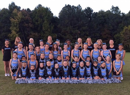 Cheer Competition Update