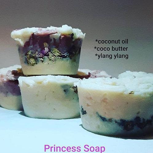 Princess Soap (Small)