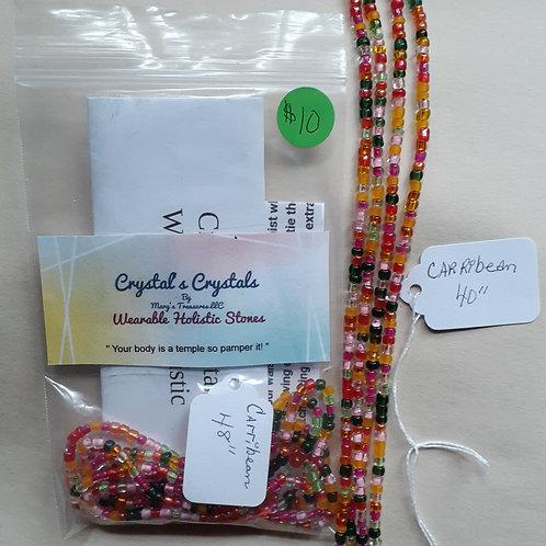 Caribbean Waist Beads