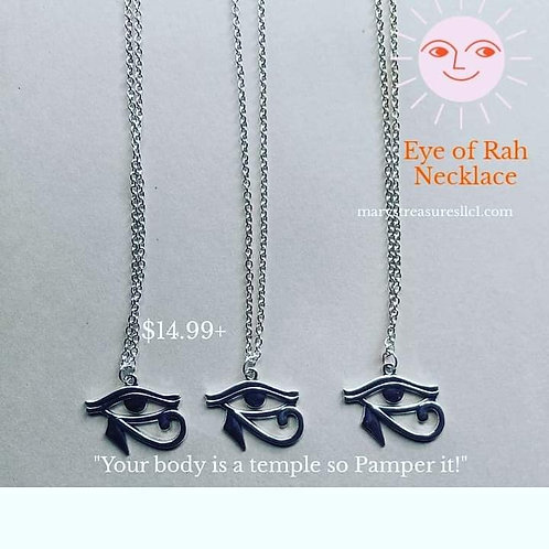 Eye Of Rah Necklace