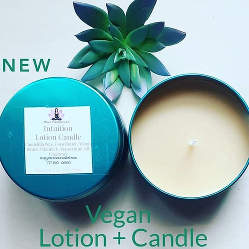 Intuition Lotion Candle