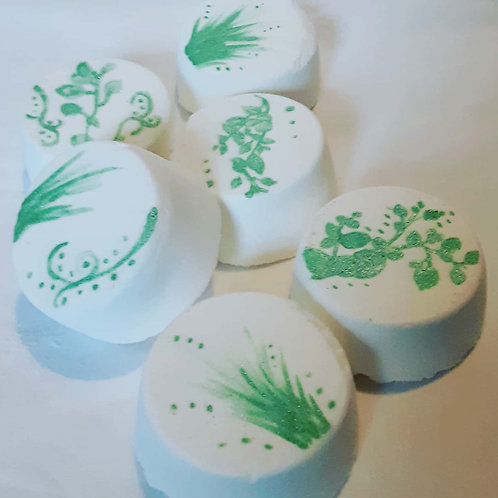 (Small) Shower Steamers
