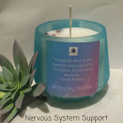 Getting On My Nerves Candle (coconut wax)