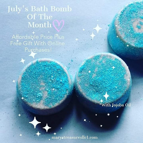 Bath Bomb of the month