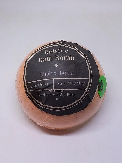 Balance Bath Bomb Half (orange)