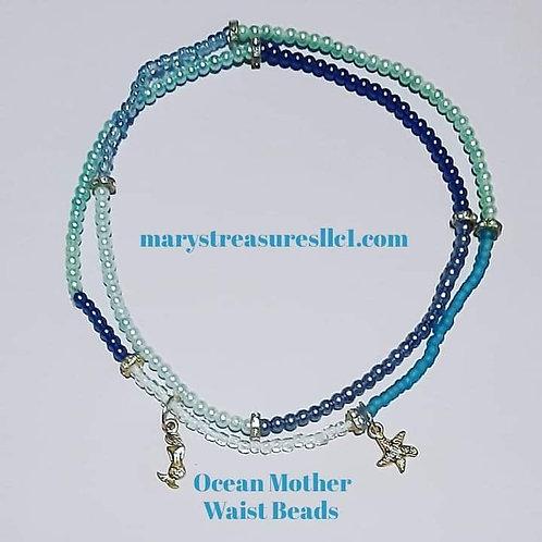 Ocean Mother Waist Beads