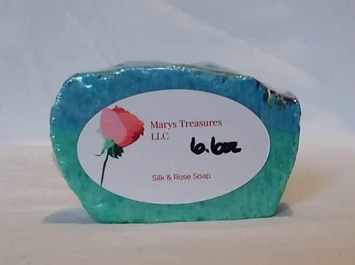 Silk & Rose Soap