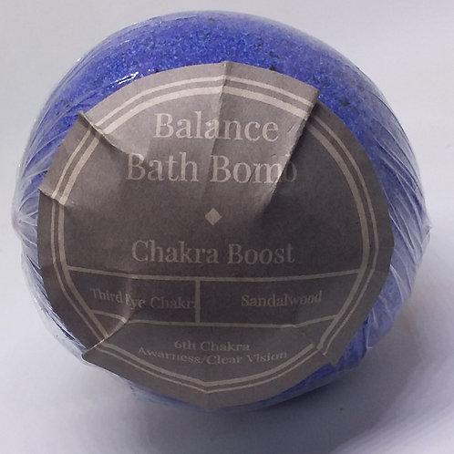 Balance Bath Bomb Chakra #6