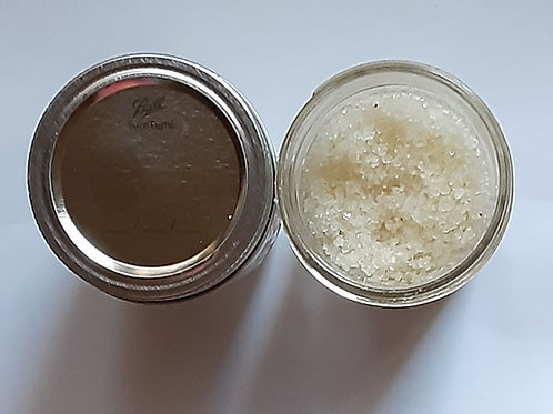 CBD Oil Bath Salt 6oz