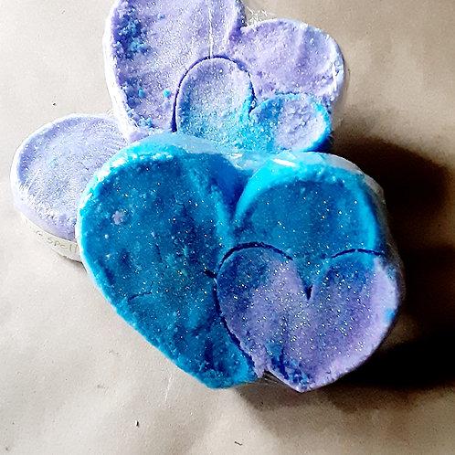 Love Spell Hearts Bath Bomb