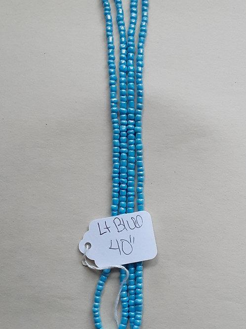 Light Blue (basic) Waist Beads