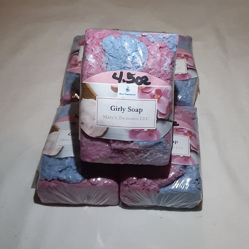 Girly Soap sm