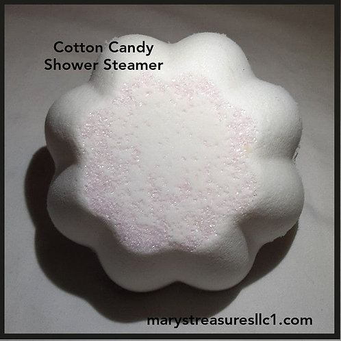 Cotton Candy Shower Steamers