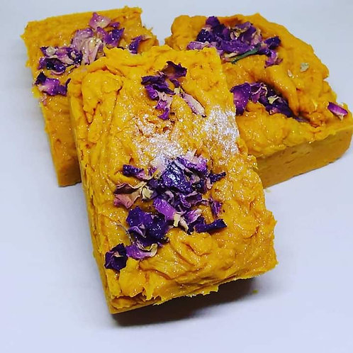 Floral Soap small (Dollar Soap of the Month)