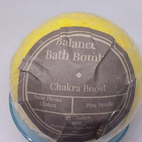 Balance Bath Bomb Chakra #3