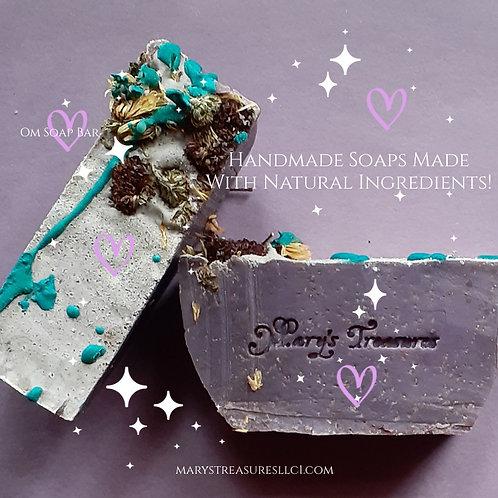 Om Soap (Large Bars)
