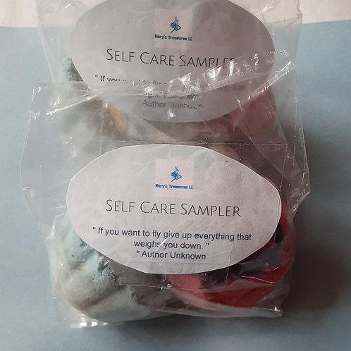 Self Care Sampler Bath Bombs (3 Pack) Fruity