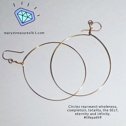 Completion Earrings