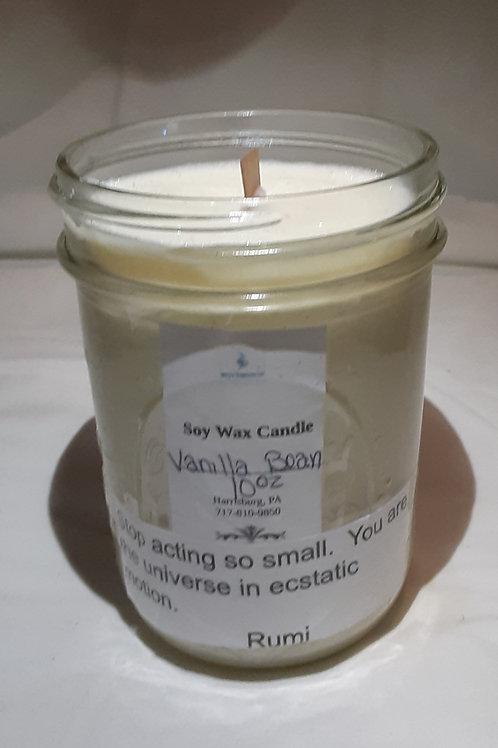 Vanilla Bean Soy Candle Lg