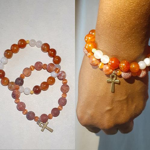 Self Centered Holistic Bracelet Set