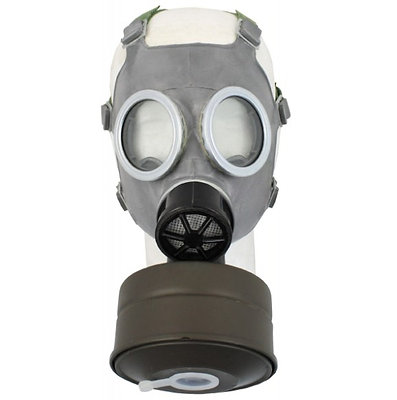 Masque à gaz CZ