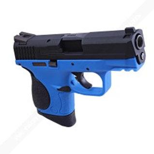 Pistolet airsoft bleu