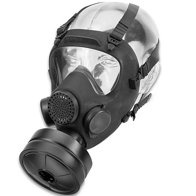 Masque a gaz MP5/ANPVP NOIR
