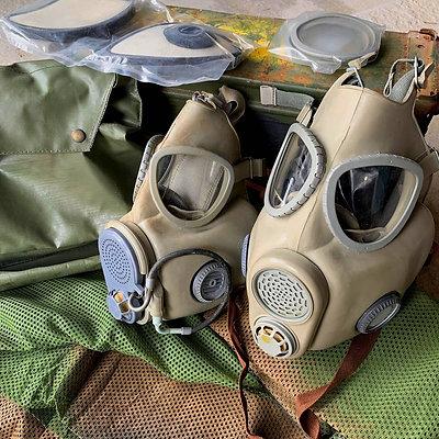 Masque a Gaz CZ M10 & M10M