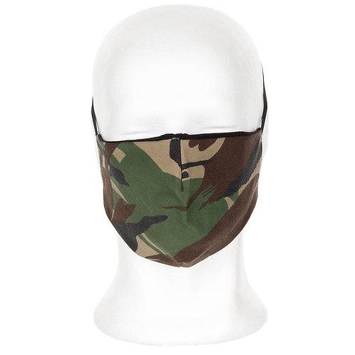 Masque tissu camo CCE