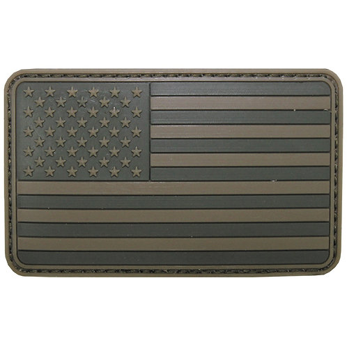 Patch US green