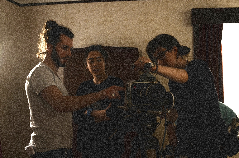 Directing on Set