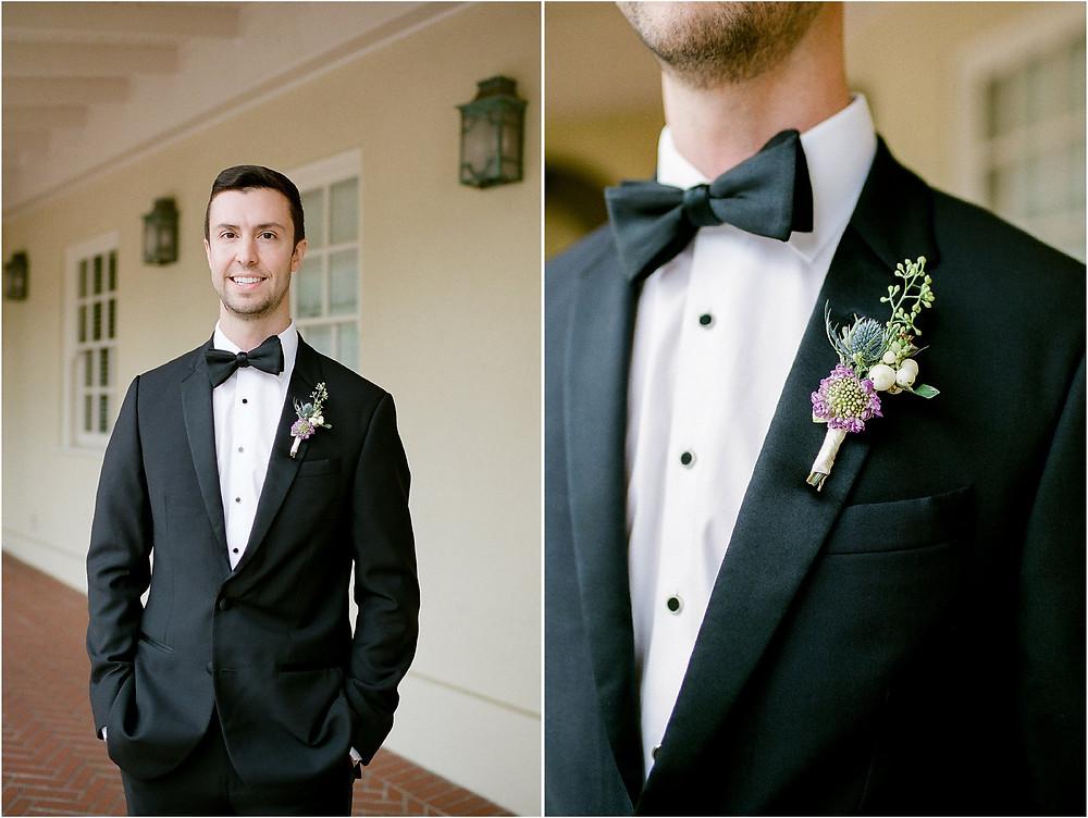 San Francisco Wedding Photography at The Olympic Club by Torrey Fox