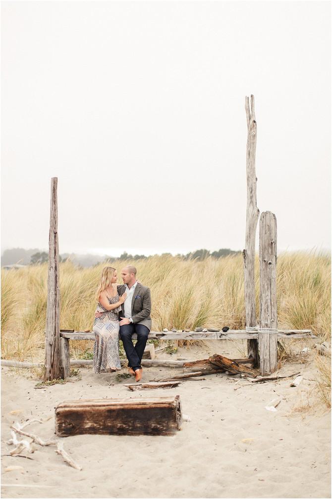 Stinson Beach Engagement: Johanna & Carl